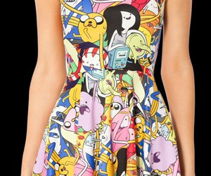 dress, adventure time, and outfit image