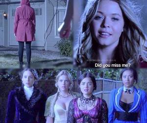 pretty little liars, alison, and emily image