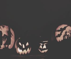 Halloween, header, and pumpkin image