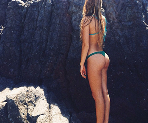 beach, booty, and inspiration image