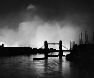 london, photography, and black image
