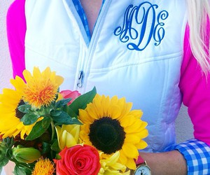 monogram, preppy, and marley lilly image