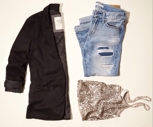 abercrombie, fashion, and jeans image