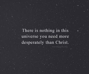 jesus, night, and true image