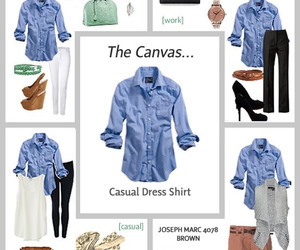 fashion, look, and outfits image