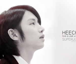 heechul, heenim, and SJ image