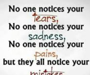 mistakes, sadness, and pain image