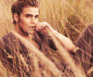 paul wesley, sexy, and Vampire Diaries image