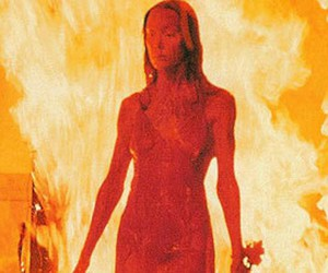 1970s, carrie, and fire image