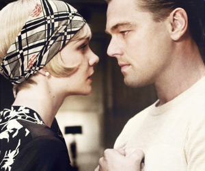 the great gatsby, leonardo dicaprio, and gatsby image