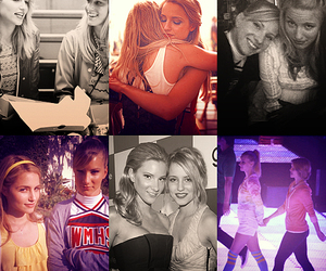 glee, heather morris, and heather image