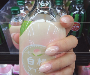 kawaii, pink, and nails image