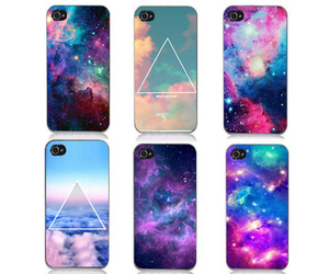case, galaxy, and universe image