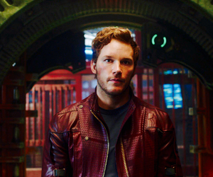 guardians of the galaxy and chris pratt image