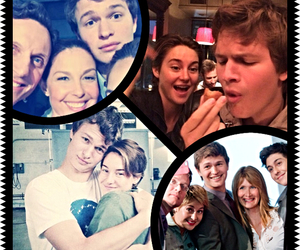 ansel, celebrities, and Collage image