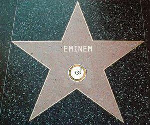 eminem, star, and hollywood image