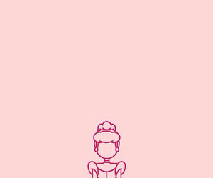 cinderella, pink, and disney image
