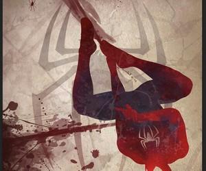 like, Marvel, and spiderman image