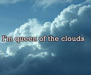 clouds, Lyrics, and music image