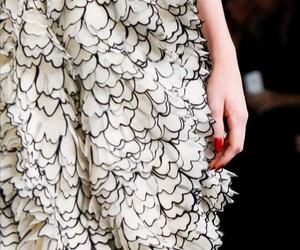 black, fashion, and runway image