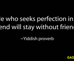 friend, proverb, and quotes image