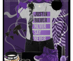 lol, Polyvore, and justin bieber image