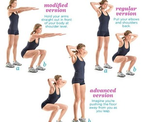 workout, challenge, and exercise image