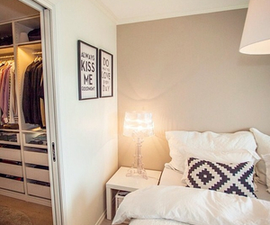 bedroom, cocooning, and confy image