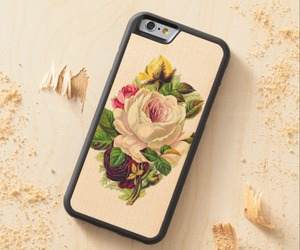 cases, floral, and flowers image