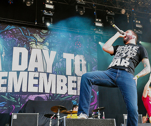a day to remember, adtr, and jeremy mckinnon image