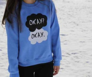 the fault in our stars, fashion, and okay image