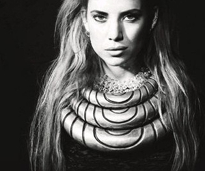 girl, indie rock, and lykke li image