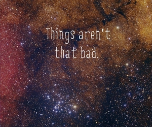 bad, space, and stars image