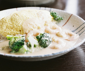 broccoli, cafe, and film image