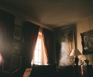 vintage, room, and photography image
