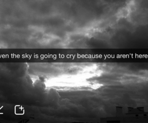 snapchat and sky image