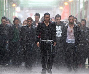 crows zero and movie image