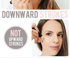 makeup, diy, and girl image