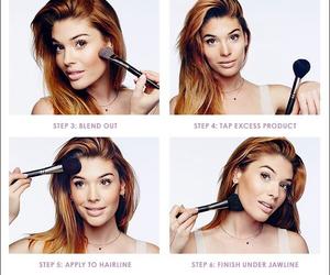bronzer, makeup, and tutorial image