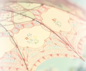 parasol and pastel image