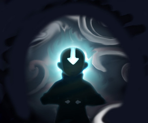 air, avatar, and toph image
