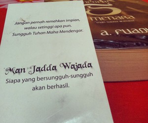 book, quote, and indonesia image