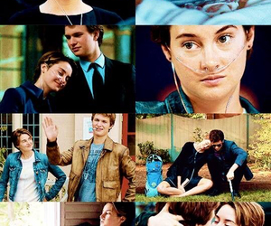 Shailene Woodley, augustus waters, and the fault in our stars image