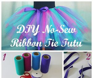 diy and tutu image