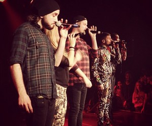 pentatonix, avi kaplan, and scott hoying image