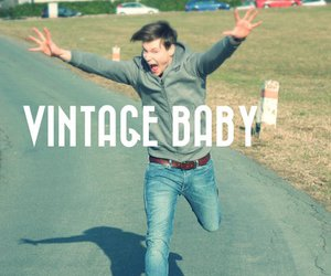 baby, beautiful, and vintage image