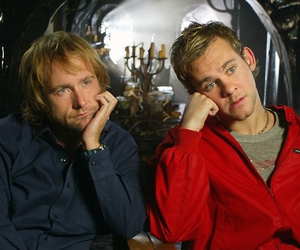 Dominic Monaghan, LOTR, and billy boyd image