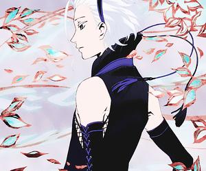 donten ni warau, fuuma kotarou, and kinjou shirasu image