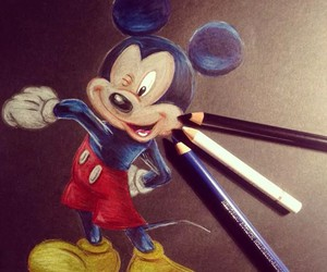 mickey, mouse, and moska image