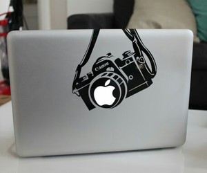 apple, canon, and photograf image